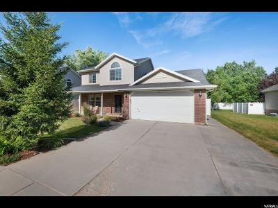 South Weber Single Family Home Backup: 7503 S 1980 E