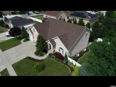 South Jordan Single Family Home Backup: 9737 S Woodridge Dr W