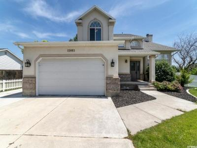 Riverton Single Family Home For Sale: 12065 S 3240 W