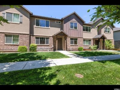 Springville Townhouse Under Contract: 1178 W 200 S