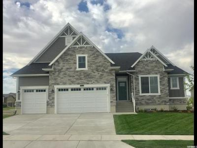 West Jordan Single Family Home For Sale: 4678 W Olympic Wood Ct S #107