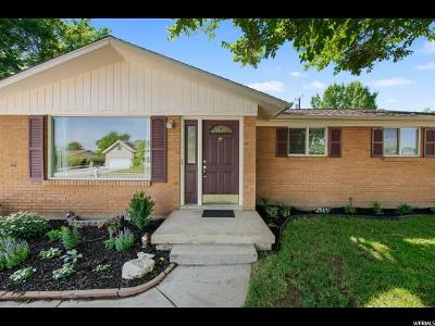 Bountiful Single Family Home Under Contract: 2971 S 450 W