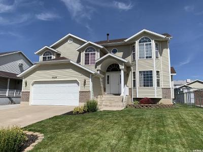 Roy Single Family Home Under Contract: 5886 S 3450 W