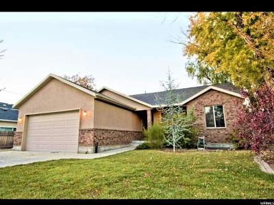 Midvale Single Family Home For Sale: 174 W 8600 S