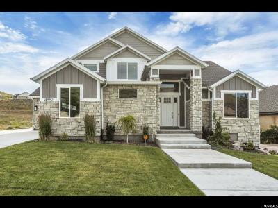 Herriman Single Family Home For Sale: 14862 S New Maple Dr W