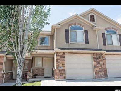 Layton Townhouse Under Contract: 2055 N Evans Cove Loop