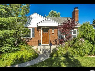 Salt Lake City Single Family Home For Sale: 2868 S Devereaux Way