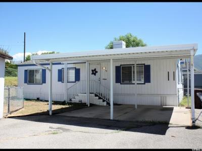 Layton Single Family Home For Sale: 79 E. Atherton Way