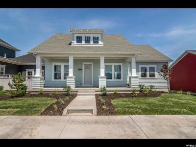 South Jordan Single Family Home For Sale: 10727 S Kestrel Rise Rd W #422