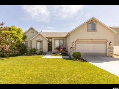 West Jordan Single Family Home For Sale: 6689 S Early Dawn W