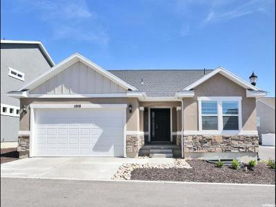 Herriman Single Family Home For Sale: 4986 W Sarasota Ln