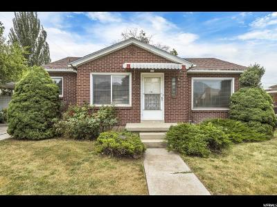 Midvale Single Family Home Under Contract: 7466 S Elm St
