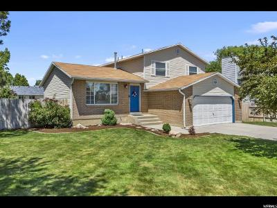 Riverton Single Family Home For Sale: 2666 W 12875 S