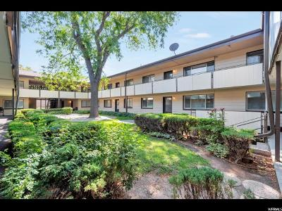Salt Lake City Condo Under Contract: 1555 E 3900 S #106
