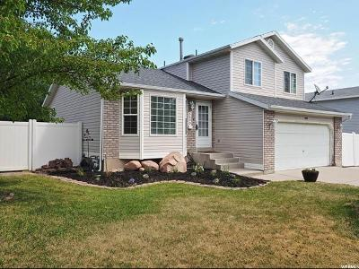 Salt Lake City Single Family Home For Sale: 5690 W Sunview Dr S