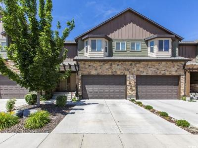 Midvale Townhouse For Sale: 7880 S Summer Station Way