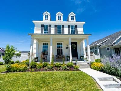 South Jordan Single Family Home Under Contract: 5142 W Big Sur Dr S