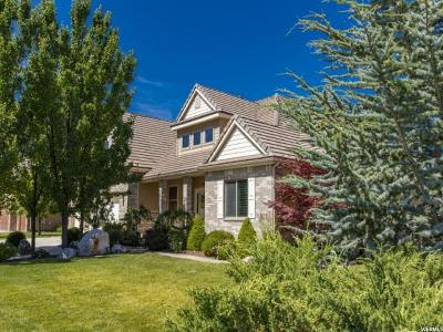 Kaysville Single Family Home For Sale: 1016 Country Mill Dr