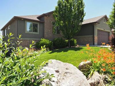 Herriman Single Family Home For Sale: 14363 S Copper Oaks Dr W