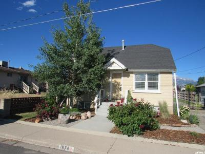 Lehi Single Family Home Under Contract: 1674 N 500 W