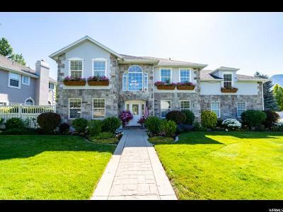 Provo Single Family Home Backup: 3822 N 300 W