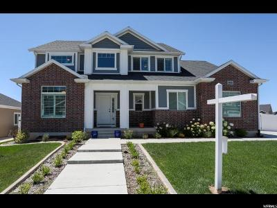 Kaysville Single Family Home For Sale: 1149 N Coburn Cir