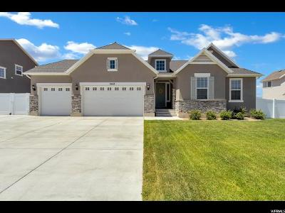 West Jordan UT Single Family Home For Sale: $459,900