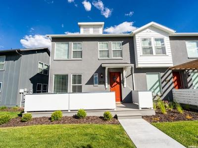 South Jordan Townhouse Under Contract: 6179 W Birch Run Rd S