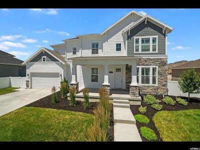 Lehi Single Family Home For Sale: 3356 W Cramden Dr