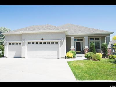 West Jordan UT Single Family Home Under Contract: $499,000