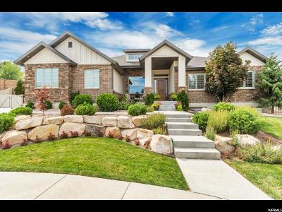 West Jordan UT Single Family Home For Sale: $695,000