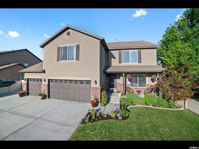 Lehi Single Family Home Under Contract: 531 S 2920 W