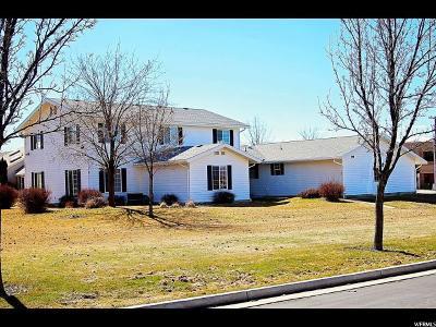 North Logan Single Family Home Under Contract: 1760 N 400 E