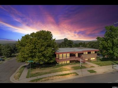 Bountiful Single Family Home For Sale: 46 S Davis Blvd
