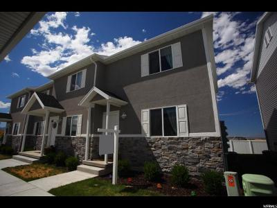 Tooele County Condo Under Contract: 732 W Ry Ln