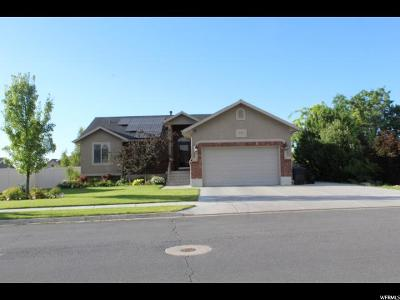 West Point Single Family Home Under Contract: 3502 W 1500 N
