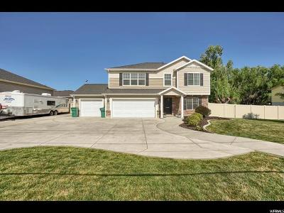 Roy Single Family Home For Sale: 5140 S 3500 W