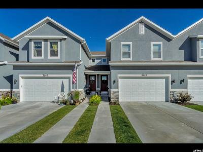 Herriman Townhouse For Sale: 5149 W Ashfield Dr S
