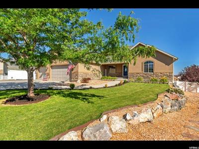 Grantsville UT Single Family Home Under Contract: $475,000
