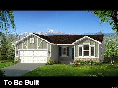 Grantsville UT Single Family Home For Sale: $268,980
