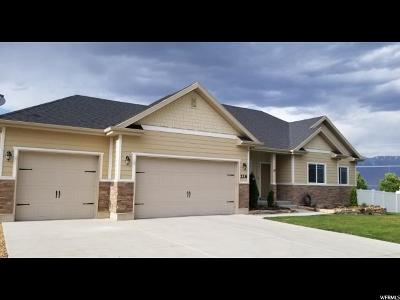 Saratoga Springs Single Family Home For Sale: 228 W Lariat Blvd