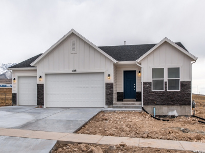 Grantsville UT Single Family Home For Sale: $299,410