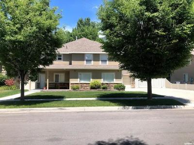 Springville Single Family Home Under Contract: 624 W 550 N
