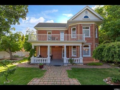 Salt Lake City Single Family Home For Sale: 3426 S Oakwood St E