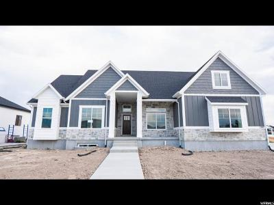 Lehi Single Family Home For Sale: 1387 W 800 N
