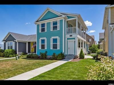 South Jordan Single Family Home For Sale: 10217 S Clarks Dr