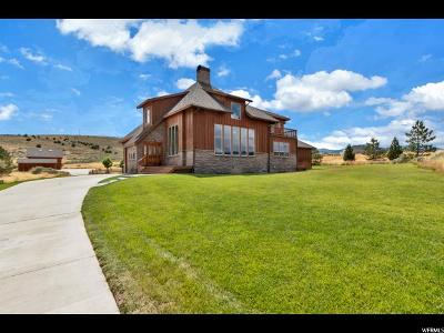 Eagle Mountain Single Family Home For Sale: 2766 E Fort Hill Rd.