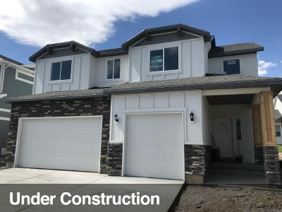 Herriman Single Family Home For Sale: 12282 Sigmon Ln S #519