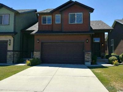 Lehi Townhouse For Sale: 2559 N Garden