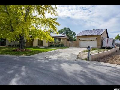 South Jordan Single Family Home For Sale: 2074 W 9640 S